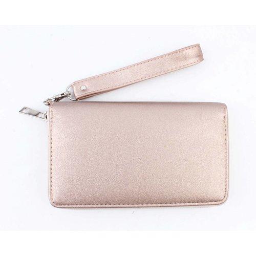 "Wallet ""Basic"" rosé"