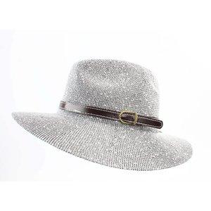 """Hat """"Sequins"""" grey"""