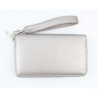 "Wallet ""Basic"" silver grey"