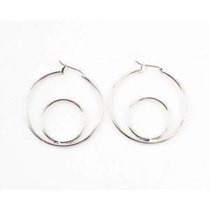 "Earring ""Daria"" silver"