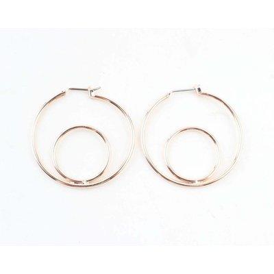 "Earring ""Daria"" rosé"