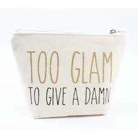 "Cutch ""Too Glam"" wit"