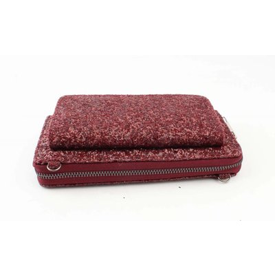 "Evening bag ""Sequins"" Red"