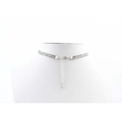 """Multifunktions-Armband """"Strass"""" silber"""