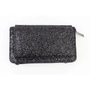 """Evening bag """"Sequins"""" black"""