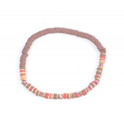 "Bracelet ""Beau"" pink"