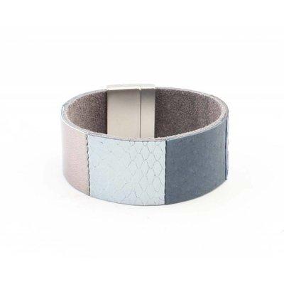 "Armband ""Ava"" blau"