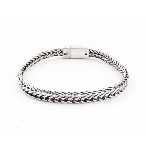 "Armband ""Florence"" zilver"