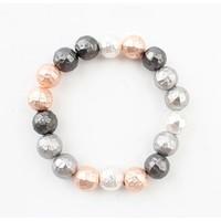 "Bracelet ""Metal balls"" multi"