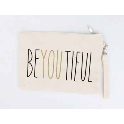"Clutch ""BeYouTiful"" wit"
