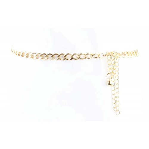 "Belt ""Heavy chains"" gold"