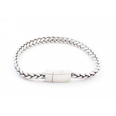 "Armband ""Alba"" zilver"