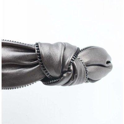 """Haar-reif """"Zipper"""" bronze"""