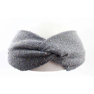 """Headband """"turned"""" grey"""
