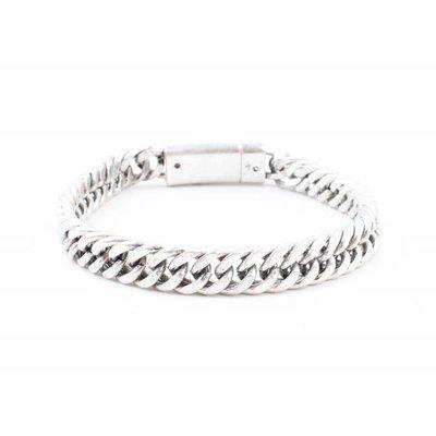"Bracelet ""Zala"" old silver"
