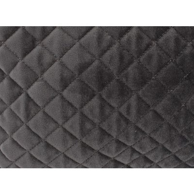 """Cross body bag """"Quilted"""" grey"""
