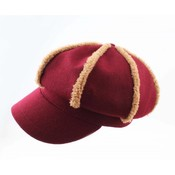"""Balloon cap """"Vilt"""" Red"""