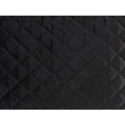 "Cross body bag ""Quilted"" black"