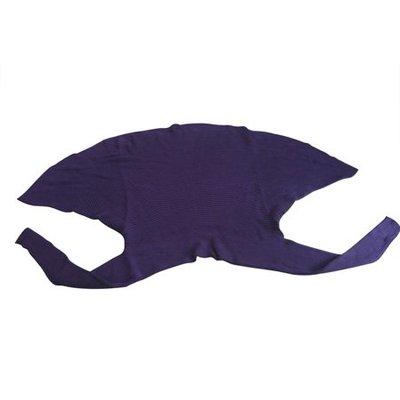 Cardigan purple