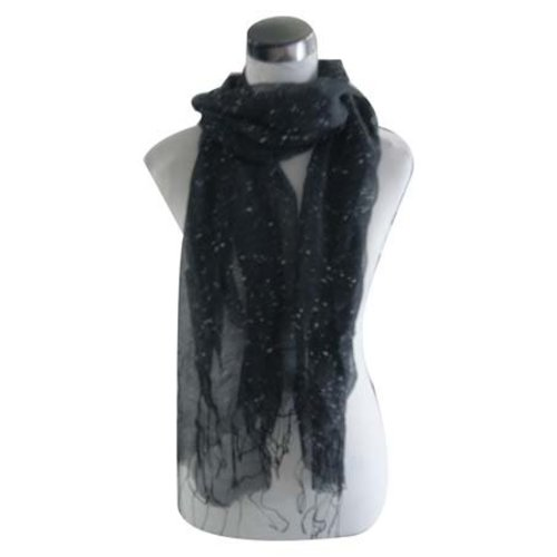 Schal schwarz