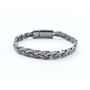 """Armband """"Esma"""" anthrazit"""