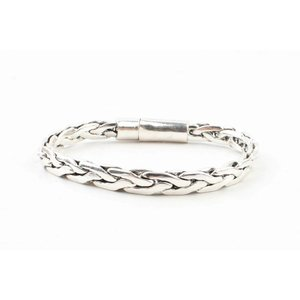 "Armband ""Pippa"" zilver"