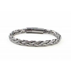 "Armband ""Pippa"" antraciet"