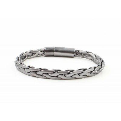 """Armband """"Pippa"""" anthrazit"""