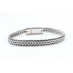 "Armband ""Nola"" zilver"