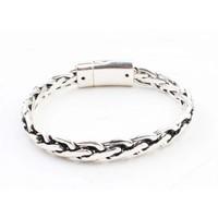 """Bracelet """"Chloé"""" shiny silver"""