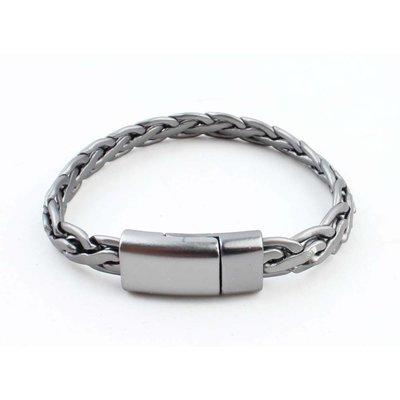 "Armband ""Chloé"" antraciet"