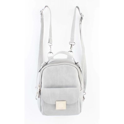 """Backpack """"Lexy"""" grey"""