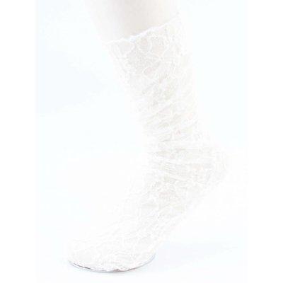 "Socken ""Braut"" weiß pro 2 Paar"