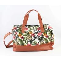 "Shopper "" Tropical Paradise "" green"