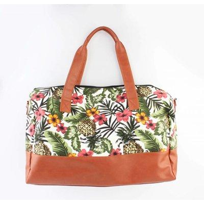 """Shopper """"Tropical Paradise"""" grün"""