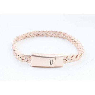 """Armband """"Liv"""" rosé"""