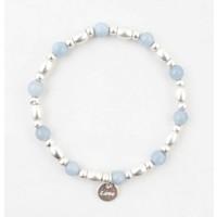 "Bracelet "" Love "" blue"