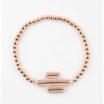 "Armband ""Valery"" rosé"