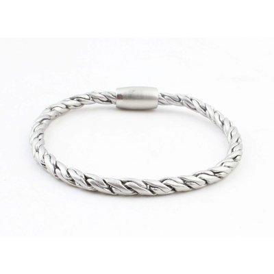 """Armband """"Kendra"""" matt silber"""
