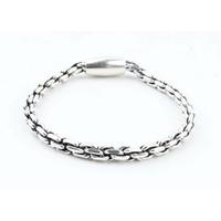 """Bracelet """" Elora """" shiny silver"""