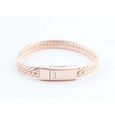 "Armband ""Gaia"" rosé"