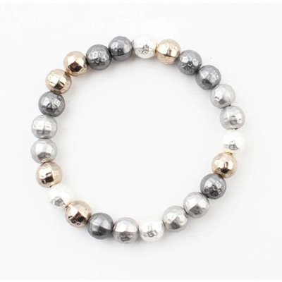 "Bracelet "" Mae "" gold"