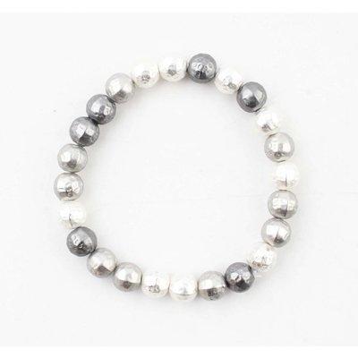 "Bracelet "" Mae "" anthracite"