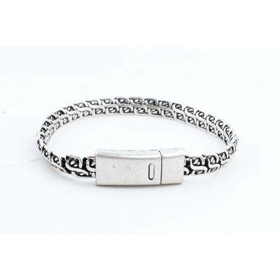 """Armband """"Lina"""" altsilber"""