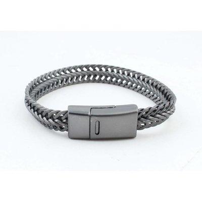 """Armband """"Nisa"""" anthrazit"""