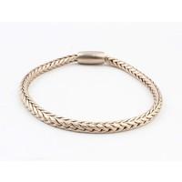 "Armband ""Uma"" matt gold"