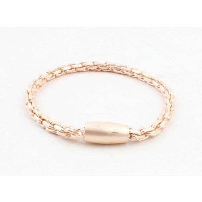 "Bracelet ""Elora"" mat rosé"