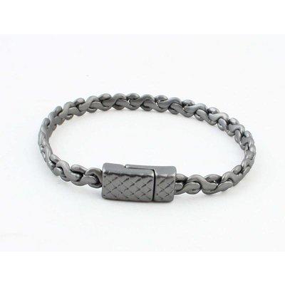 """Armband """"Alma"""" anthrazit"""