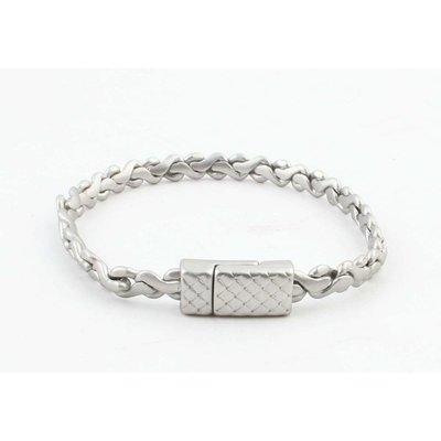"Armband ""Alma"" matt silber"