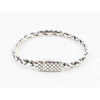 """Bracelet """"Alma"""" shiny silver"""